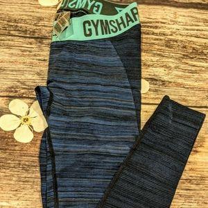 Gymshark flex special navy blue edition